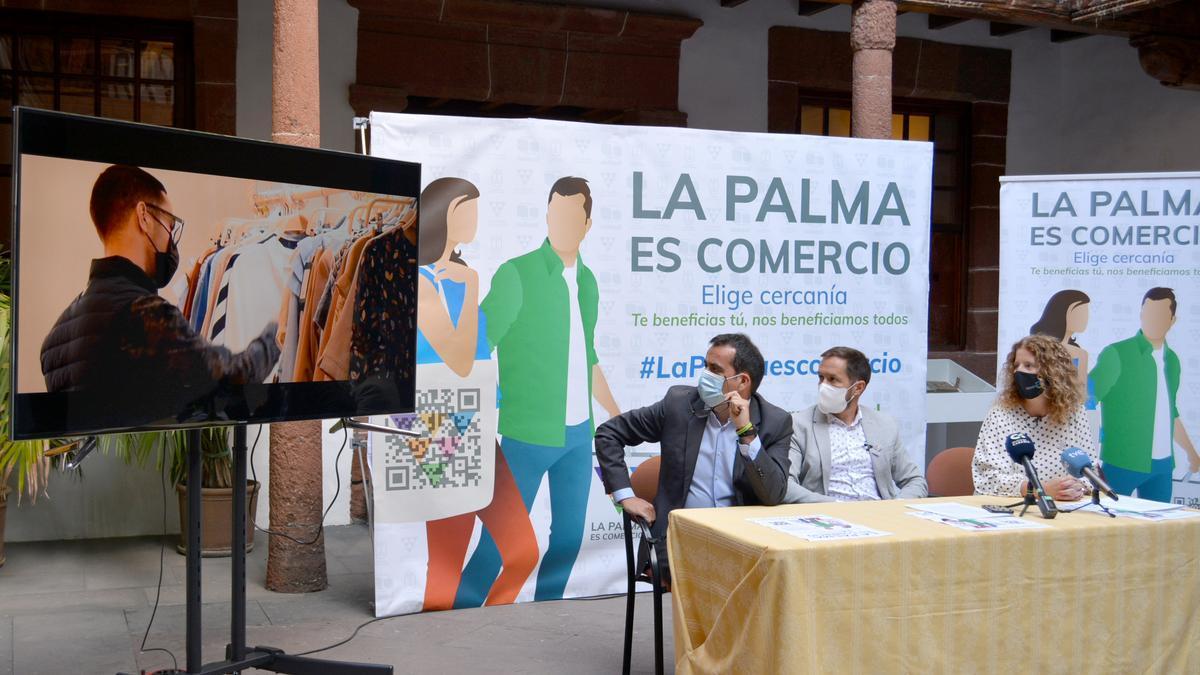 Presentación de la campaña comercial.
