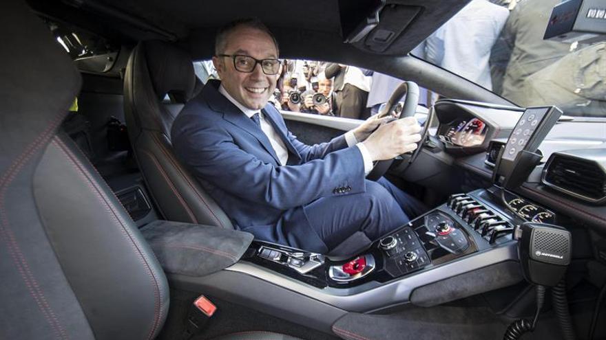 Lamborghini entrega un nuevo modelo Huracán a la Policía italiana