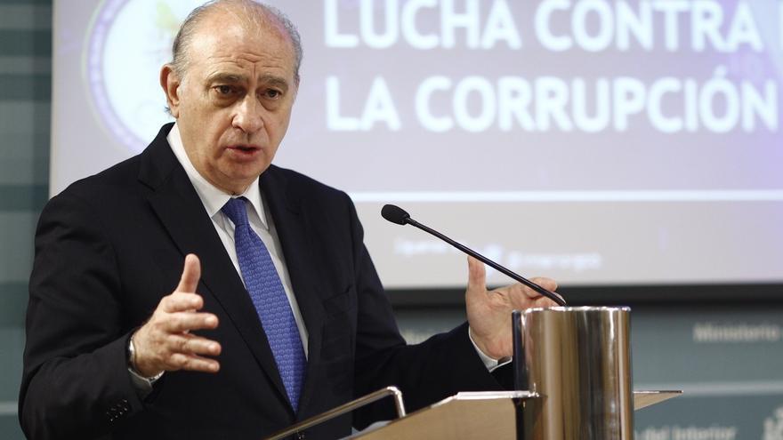 """Fernández Díaz ve """"llamativo"""" que proliferen las acciones judiciales hacia el PP """"en un momento tan sensible"""""""