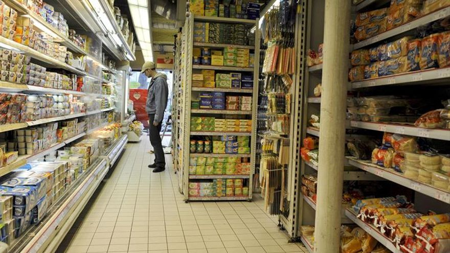 La inflación interanual en la eurozona se situó en el 0,2 % en julio