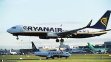 Ryanair canceló más de 1.100 vuelos en junio por huelgas en el control aéreo