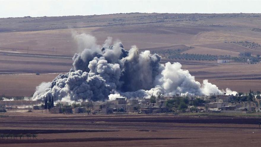 Al menos 14 milicianos de Hizbulá muertos y 20 heridos en choques en Alepo