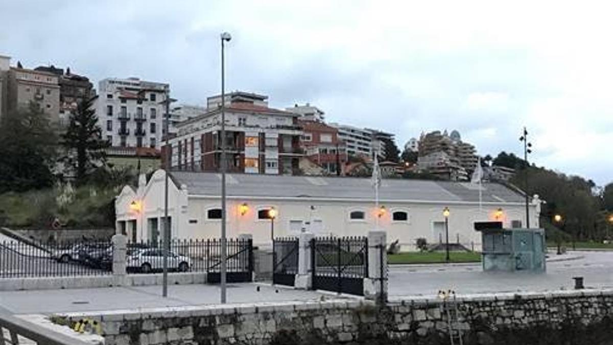 Naves de Gamazo, sede de la Colección Enaire