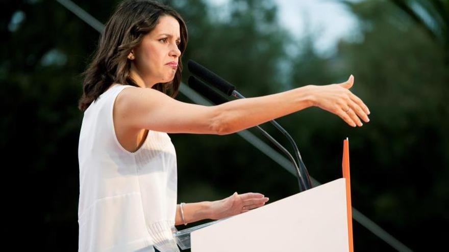 El presidente de Melilla respalda a Inés Arrimadas para presidir Ciudadanos