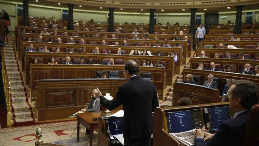 Rajoy a Bildu: Los independentistas no son de mejor condición y deben cumplir la ley