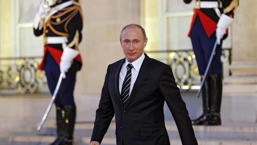 Putin encabeza por tercer año consecutivo la lista de personas más poderosas