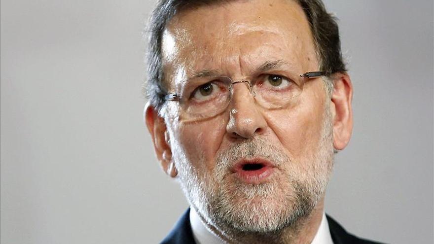 Rajoy expresa su pésame por el asesinato del periodista japonés Kenji Goto