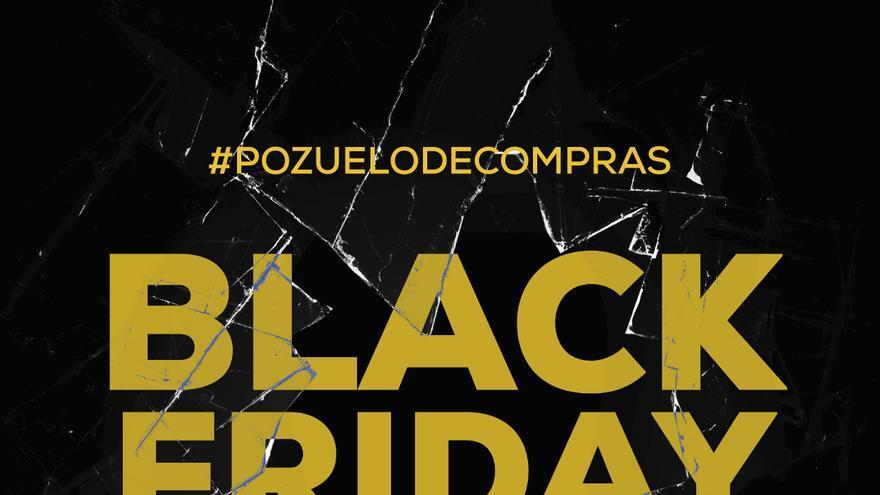 Campaña de comercios en Pozuelo por el Black Friday