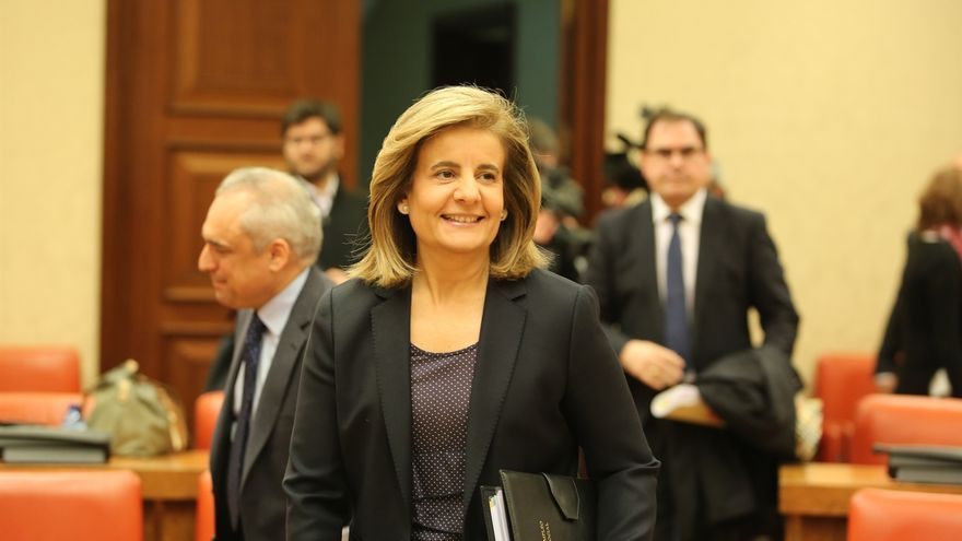 Báñez se compromete a colaborar en la financiación de un plan especial de empleo para Extremadura