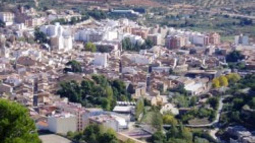 Vista de Buñol.