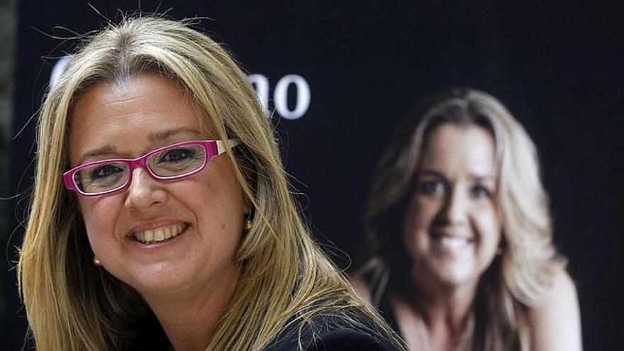 La exseleccionadora de natación y actual diputada de JxCat, Anna Tarrés.