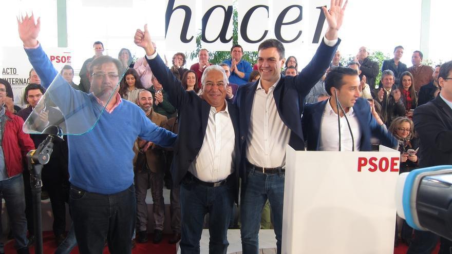 """Sánchez dice que Tsipras ignora a Rajoy porque solo se reúne con quien """"de verdad"""" puede cambiar las políticas en Europa"""