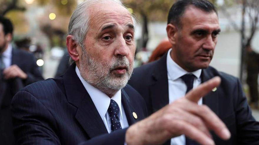 El Supremo de Chile declara admisible la solicitud para destituir al fiscal nacional