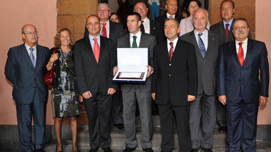 De la entrega del Premio Nacional de Comercio Interior a La Laguna #5
