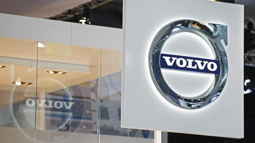 Las ventas mundiales de Volvo crecieron un 8,6 % hasta octubre