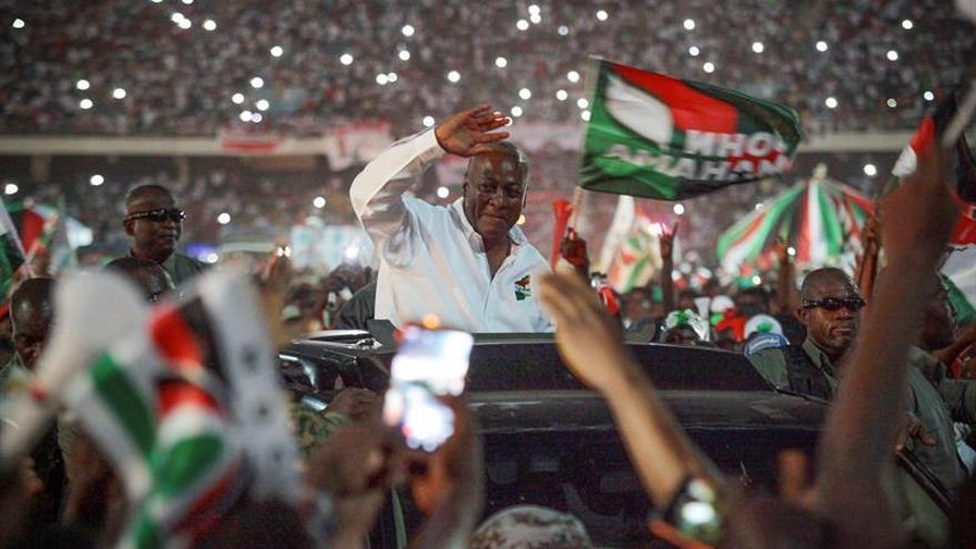 Ghana vota hoy en elecciones presidenciales y parlamentarias