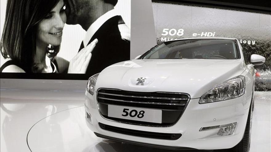 El nuevo Peugeot 508 sale a la venta con cuatro años de mantenimiento gratis