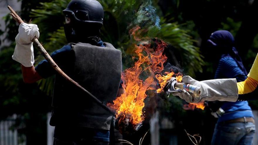 La oposición venezolana anuncia nuevas protestas en rechazo a la Constituyente