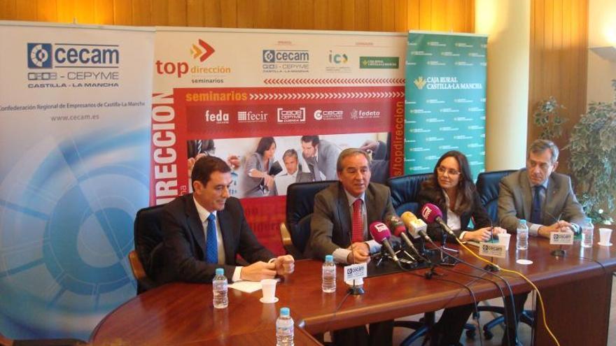 CECAM y Caja Rural de CLM presentan los Seminarios Top Dirección