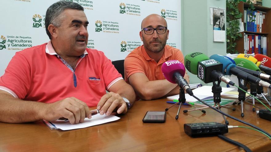 Rueda de prensa de UPA Albacete