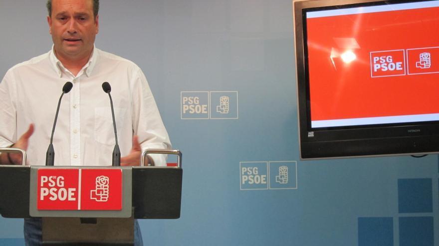 La dirección del PSdeG propone a Pachi Vázquez como candidato en Galicia y descarta que puedan optar otras opciones