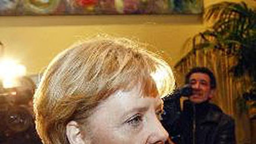 Angela Merkel. (EP)