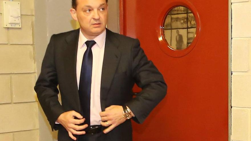 El inversor José Miguel Garrido.