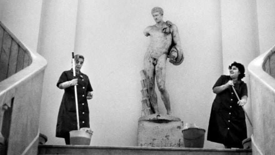 Museo del Prado, 1988