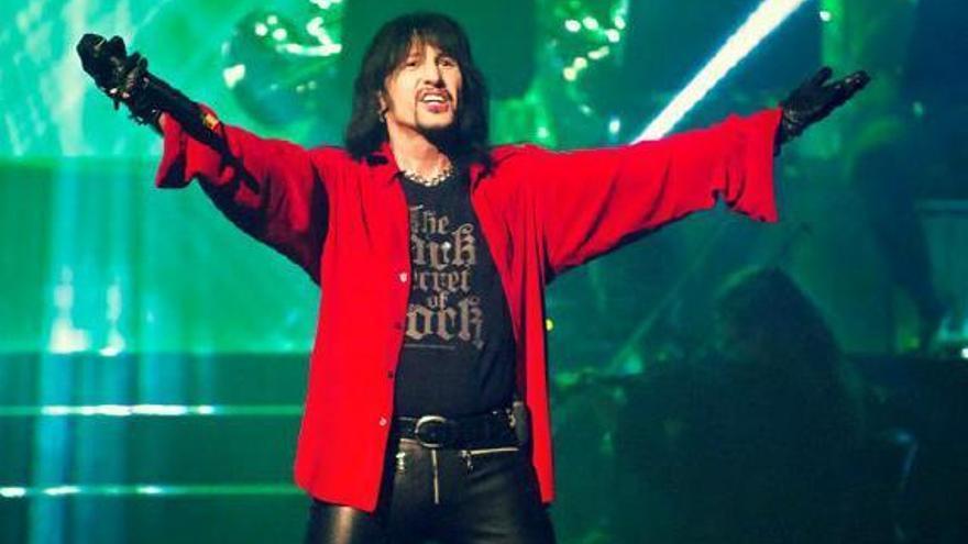 Uno de los artistas que intervienen en 'Symphonic of Pink Floyd'