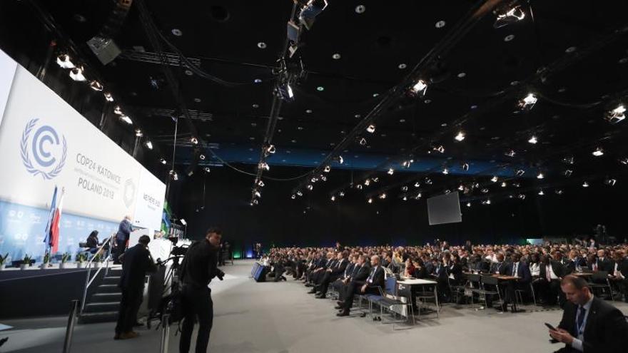 Resultado de imagen para COP españa cumbre clima madrid España