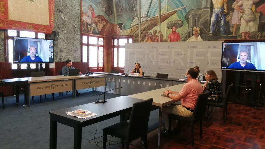El personal del Cabildo aporta unas 3.700 propuestas en el proceso de implantación del teletrabajo