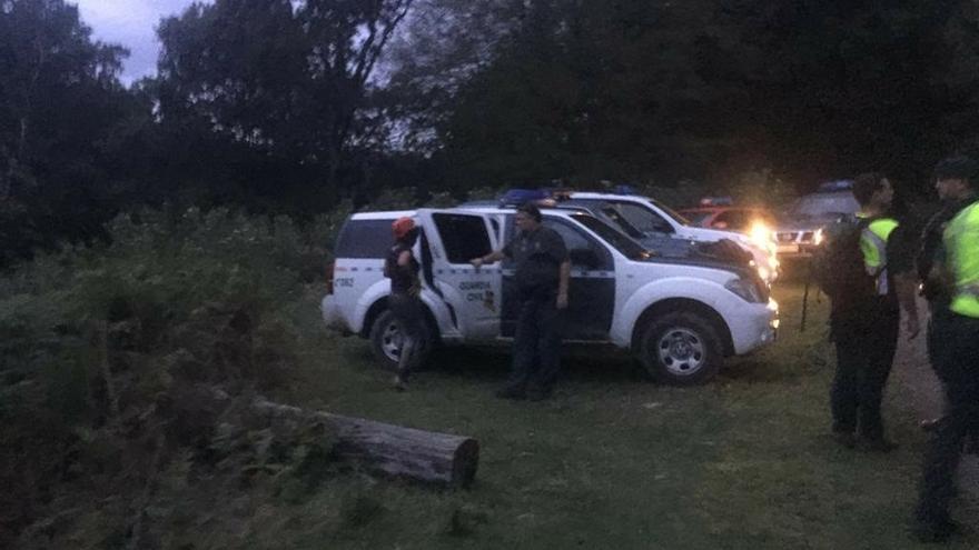 Detenida una mujer que tenía una requisitoria judicial tras ser rescatada en Etxalar