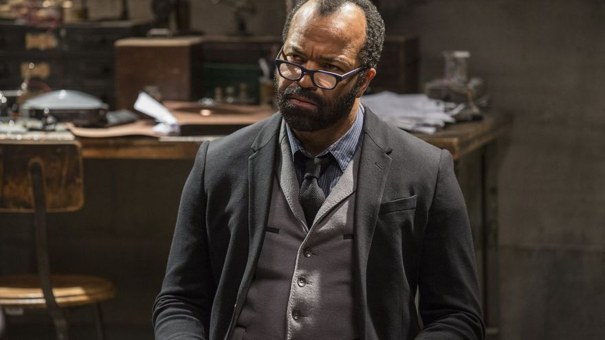 Jeffrey Wright, intérprete de Bernard en 'Westworld, presenta la serie en España