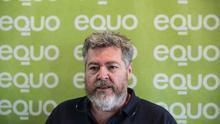 El diputado y coportavoz de EQUO Juantxo López de Uralde
