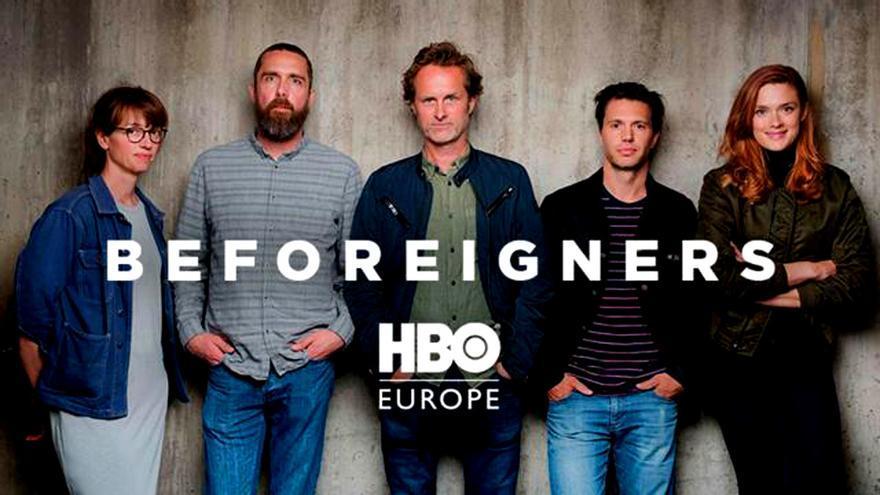 Nueva serie de HBO Nordic, Beforeigners