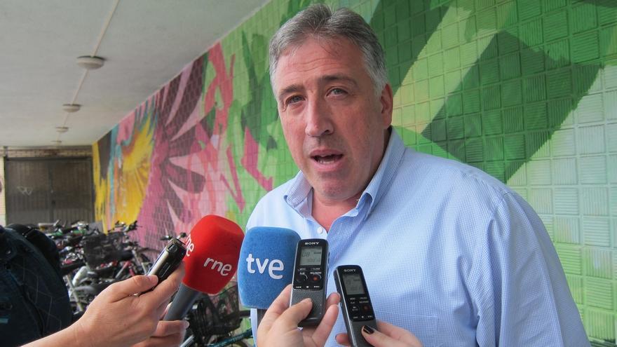 """Asiron dice que Pamplona tiene """"capacidad"""" para """"estar a la altura"""" de un problema de la magnitud"""" de los refugiados"""