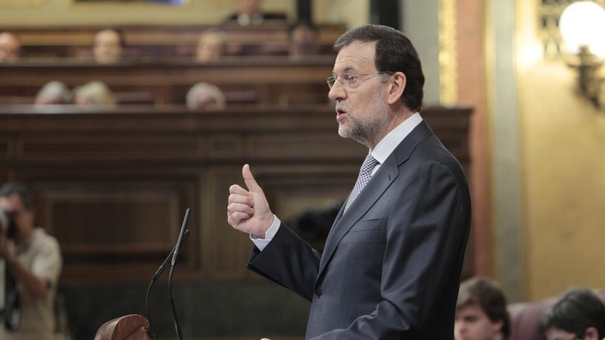 CiU y UPyD tratarán de que Rajoy se pronuncie en el Congreso sobre las demandas independentistas en Cataluña