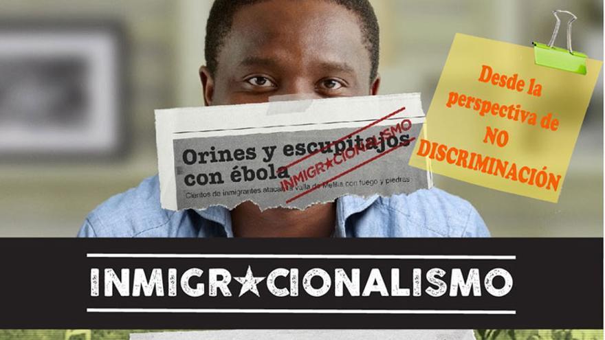 La asociación Red Acoge organiza una exposición sobre el fenómeno migratorio y los medios de comunicación