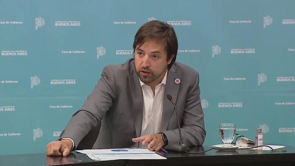 La Provincia de Buenos Aires detectó el primer caso de transmisión comunitaria de la variante Delta