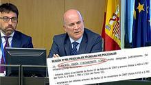 El cargo de Adif imputado por el Alvia testificará como experto en el juicio del accidente del Metro de Valencia