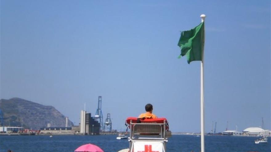 Canarias registra 29 muertes por ahogamiento hasta el 15 de agosto. (EUROPA PRESS)
