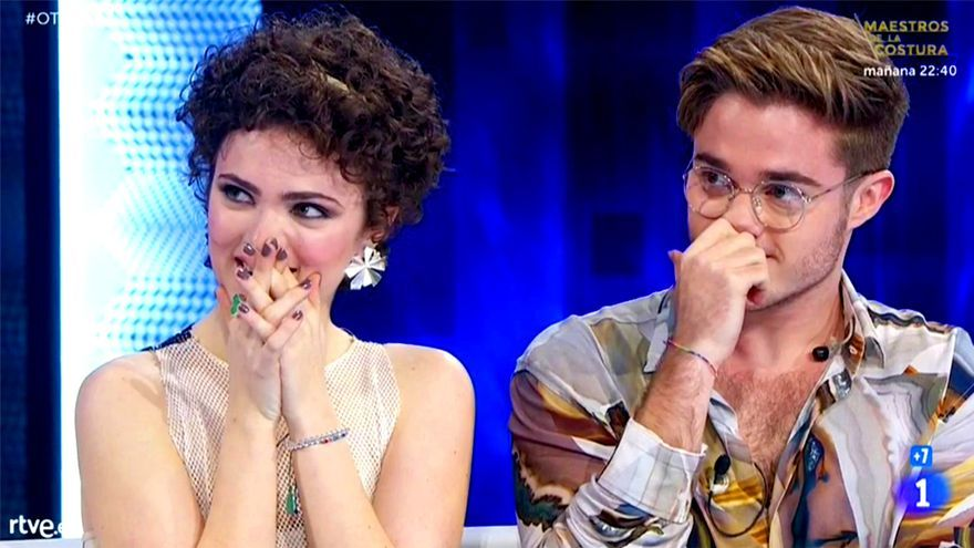 Gérard y Anne se quejan por ver su beso en la gala: ¿hizo bien 'OT 2020' en mostrarlo?