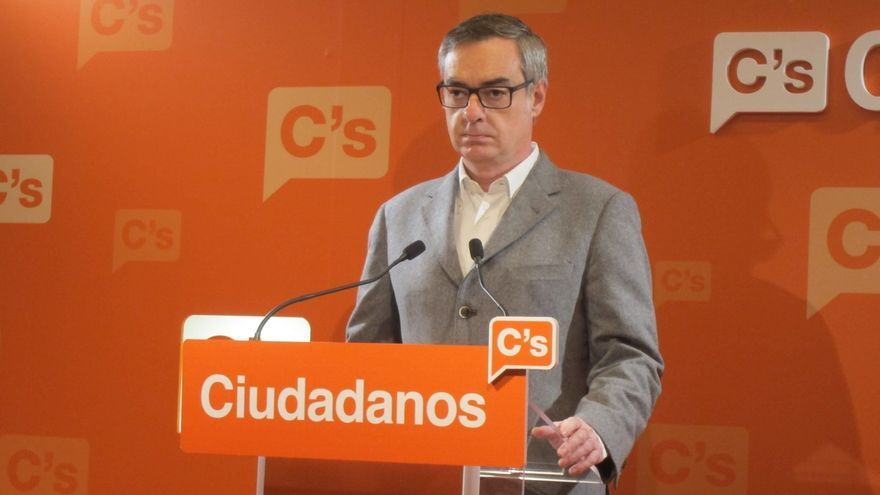 Ciudadanos confirma que se está buscando un nuevo gobierno municipal en Granada limpio de corrupción