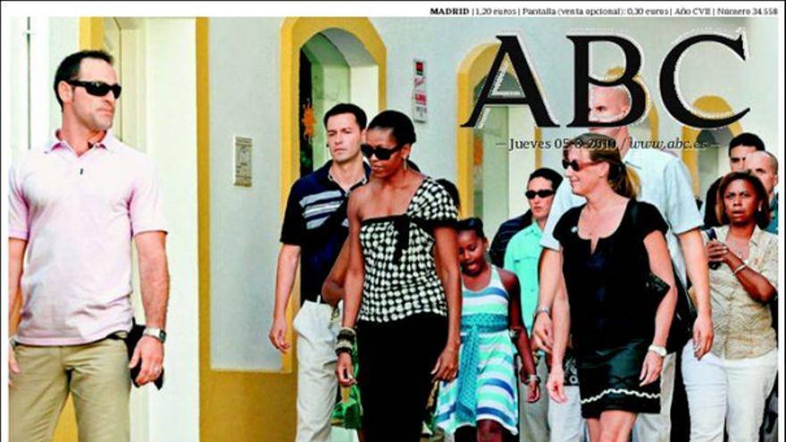 De las portadas del día (05/08/2010) #1