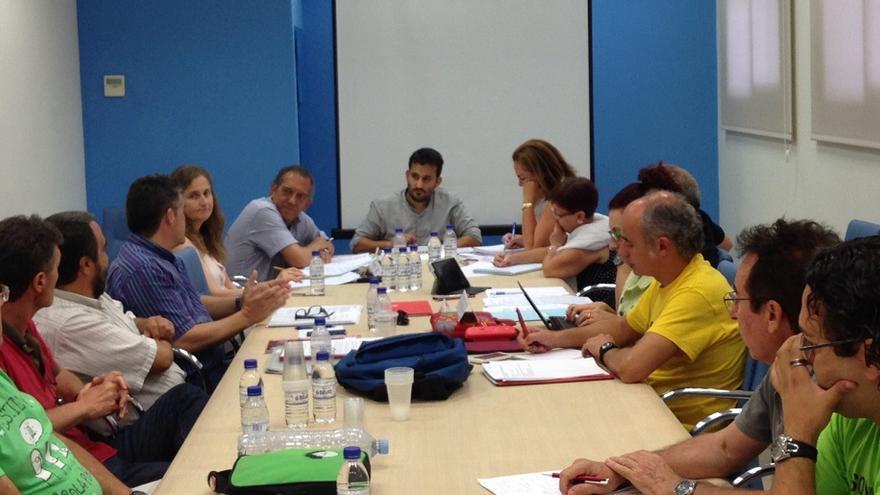 Vicent Marzà ha presidido la Mesa sectorial de la Educación