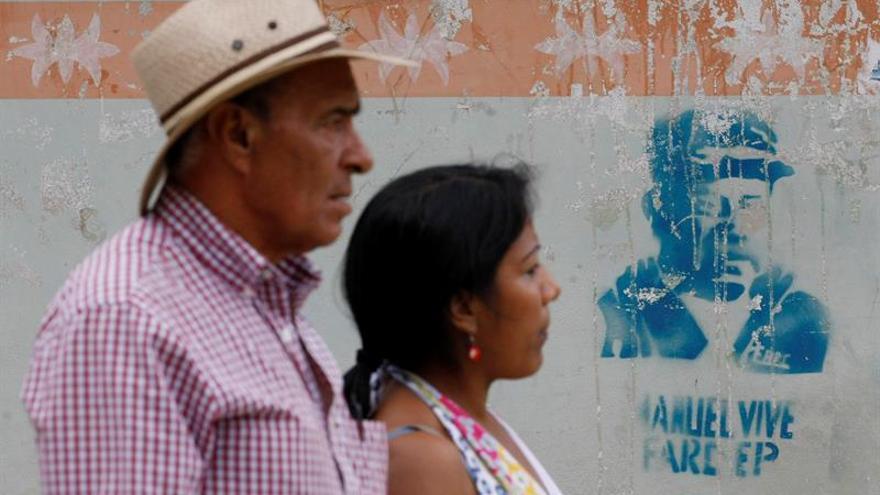 Indígenas colombianos, entre el anhelo de paz y el temor a las disidencias