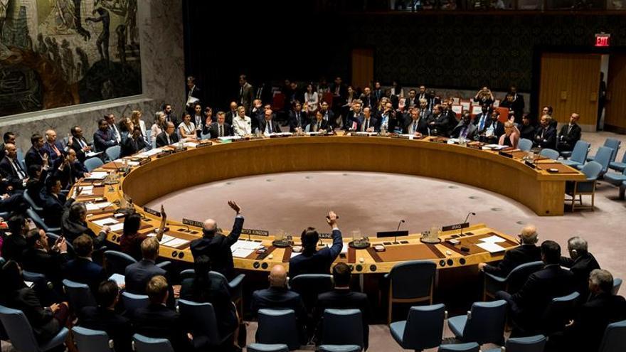 La ONU le rinde un homenaje a las víctimas del atentado terrorista de Nueva York