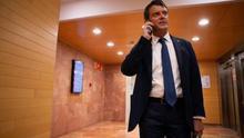 Manuel Valls, al ralentí en Barcelona: solo dos comisiones municipales en lo que va de mandato