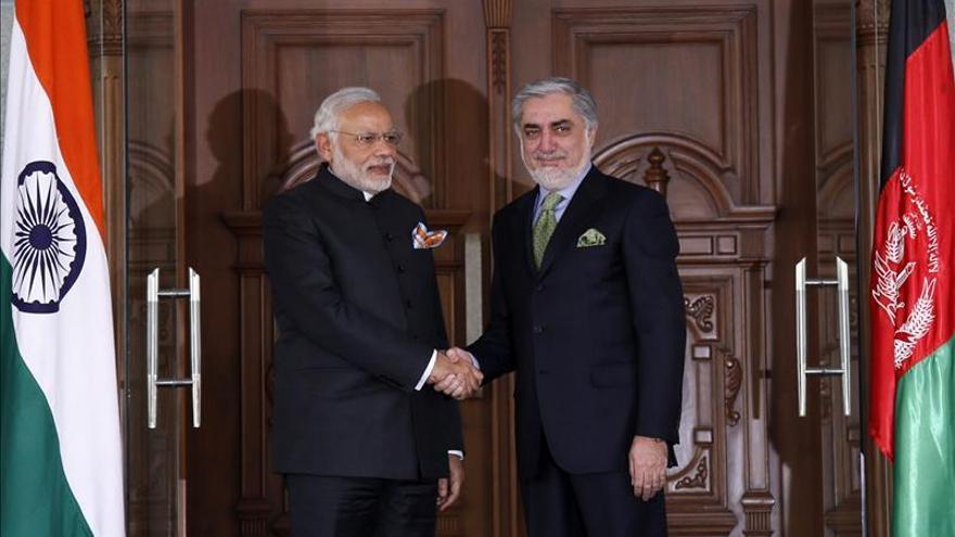 """Modi promete a Afganistán apoyo """"sin fecha límite"""" durante una visita a Kabul"""