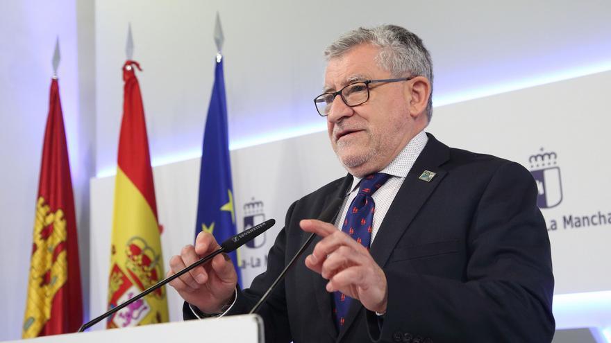 El consejero de Educación de Castilla-La Mancha, Ángel Felpeto